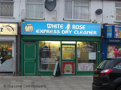 White Rose Express Dry Cleaners On Brimsdown Avenue In Enfield Lock En3 5ep