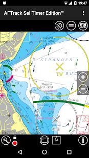 AFTrack SailTimer Edition™ - náhled