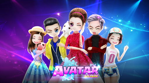AVATAR MUSIK WORLD - Social Dance Game 0.7.3 screenshots 15
