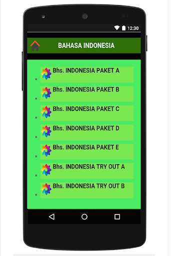 Soal UN SD 2020 Lengkap screenshot