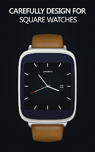 Tailspin Decent HD Watch Face screenshot 1