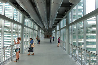 Photo: Most mezi Petronas věžemi