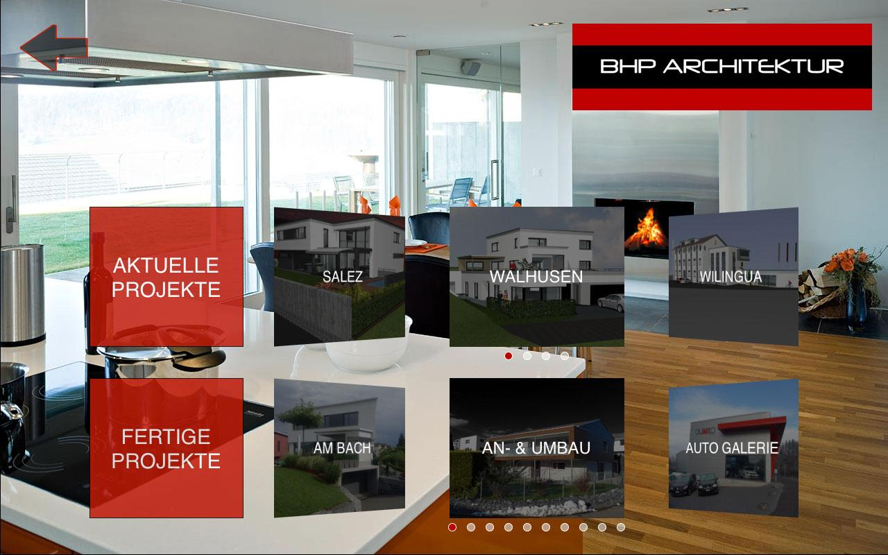 bhp architektur android apps on google play. Black Bedroom Furniture Sets. Home Design Ideas