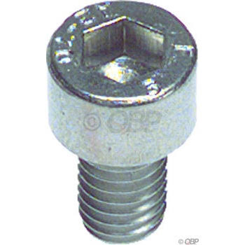Tree Fort Bikes 6x10mm Stainless Hex Head Bolt Bag of 10