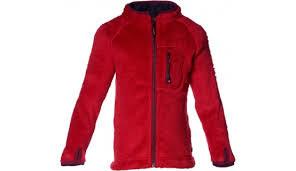 Isbjörn of Sweden Cozy High Loft Jacket Red