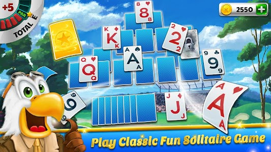 Golf Solitaire Tournament: Fun & Free Card Game 2.18.3953