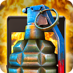 Real Grenade Explosion Simulator Icon