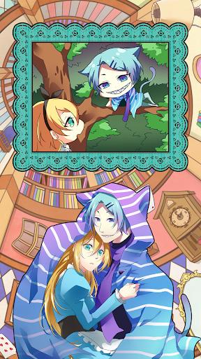 Code Triche Alice and a Cat in Wonderland apk mod screenshots 3