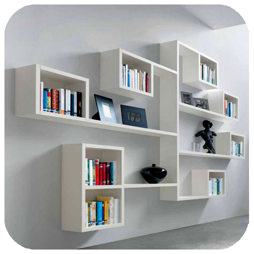 Wall Shelves Design Ideas 1.0 screenshots 1