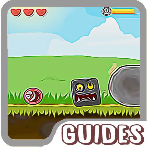 GUIDES red ball 4 & geometry world