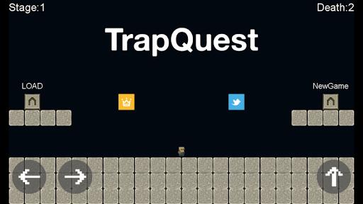 TrapQuest - 激ムズアクションゲーム