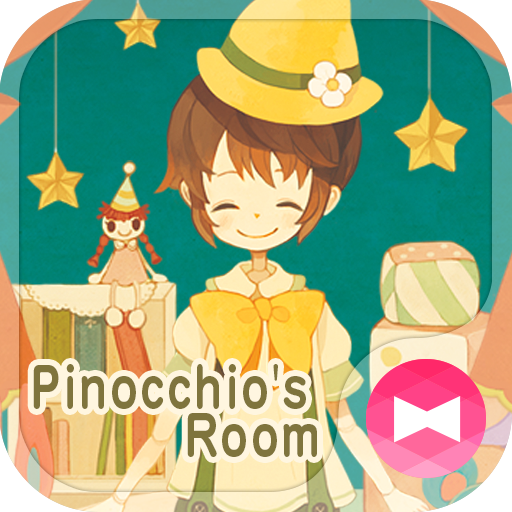 Cute Wallpaper Pinocchio's Room Theme Icon