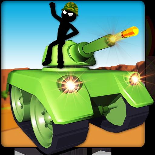 Stickman 3D Tank Hero file APK Free for PC, smart TV Download