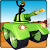 Stickman 3D Tank Hero file APK Free for PC, smart TV Download