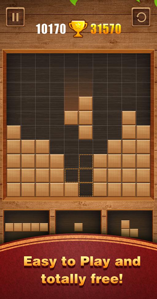 Wood Block Puzzle APK 2.4 screenshots 3