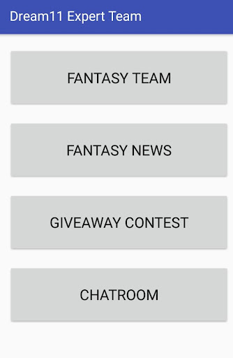 Dream11 Expert Teams & Daily Giveaway Contest 3.0 screenshots 1