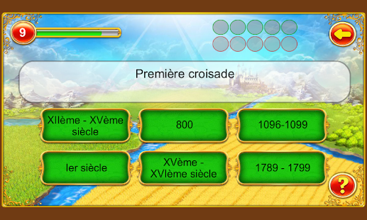 Chrono Quiz - V. Gratuite- screenshot thumbnail