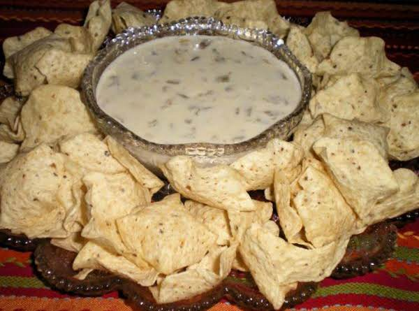 Queso Blanco Dip Recipe