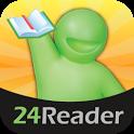 24Reader icon