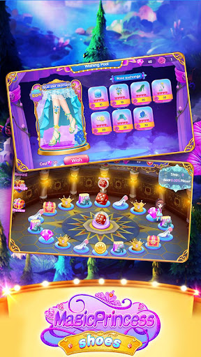 Magic Princess Shoes - screenshot