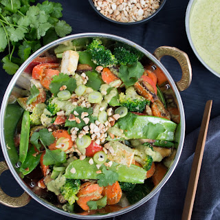Coconut Vegetable Stir Fry Recipes