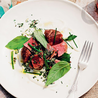 Slow-cooked Steaks With Chilli Gremolata