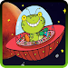 Frog in Plane icon