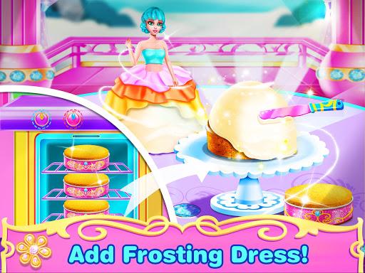 Princess Cake Bakery- Frost Cakes Baking Salon 1.6 Screenshots 3