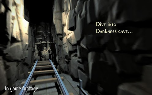 DARKNESS COASTER VR CARDBOARD- screenshot thumbnail