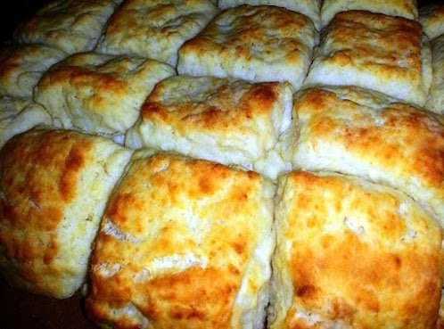 Melt in your Mouth Buttermilk Biscuits