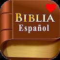 Santa Biblia Reina Valera + Español icon