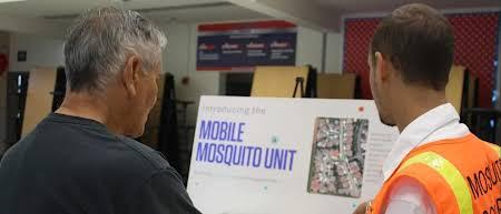 Debug slide show - 02 Debug factory mosquito sorter