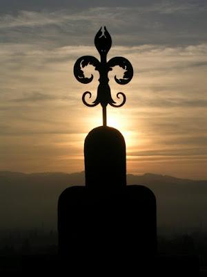 A Gubbio contro poca luce... di dekado