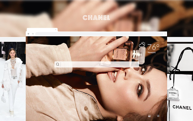 Chanel HD Wallpapers New Tab