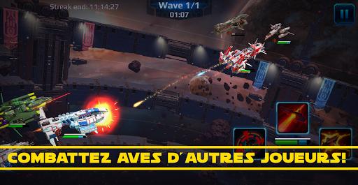 Code Triche Star Conflict Heroes APK MOD screenshots 4
