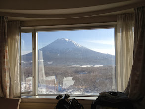 """Photo: Now that's a """"mountain view"""""""