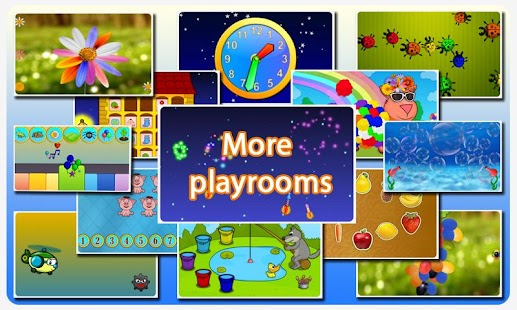 🌼Touch Games For Kids free🌼- screenshot thumbnail