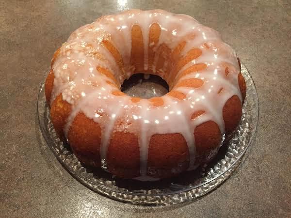 Betty Crocker's Lemon Cream Cheese Bundt Cake