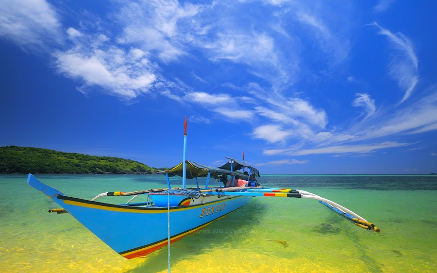 C l o s e r by Dacel Andes - Transportation Boats ( dacel, microidea, wkendshutterph, dacel andes, dacelandes, microidea creations )