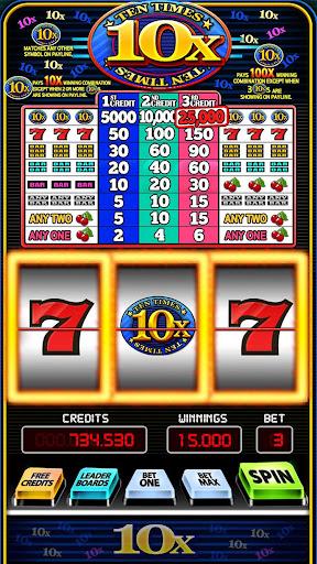 10x Slots - Ten Times Pay