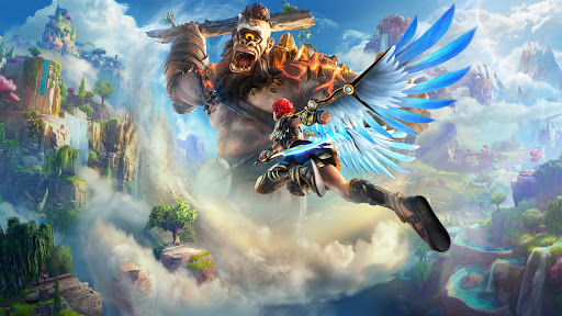 Immortals Fenyx Rising's launch trailer introduces a world that needs a hero