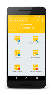 SMS Backup Restore App Download For Android 1