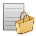 Shopping necessary for us now icon