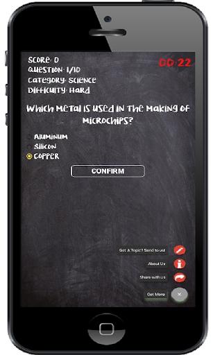 Easy IQ Quiz 2.0 screenshots 5