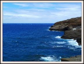 Photo: Along the Kalanianaole Highway, East side of Oahu
