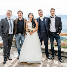 Wedding photographer Pascal Hefti (PascalHefti). Photo of 11.05.2019