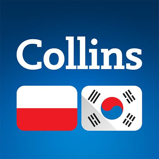 Collins Korean<>Polish Dictionary Icon