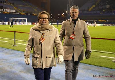 Nordin Jbari critique Marc Coucke et Michael Verschueren pour leur absence contre Lokeren
