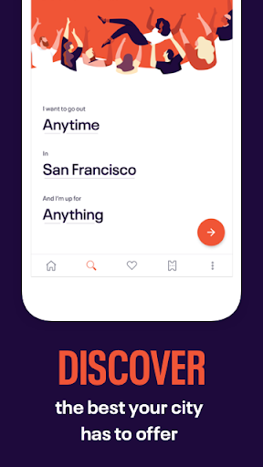 Eventbrite - Discover popular events & nearby fun screenshot