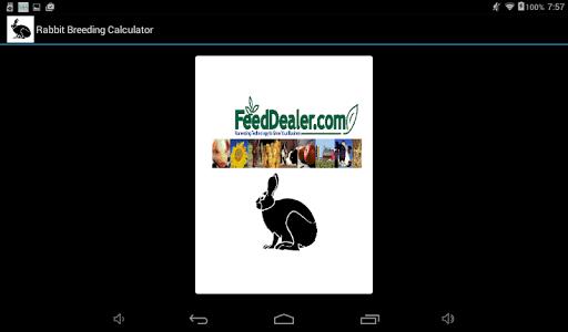 Rabbit Breeding Calculator